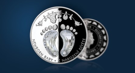 Exclusive supplier of circulation and commemorative coins, medals