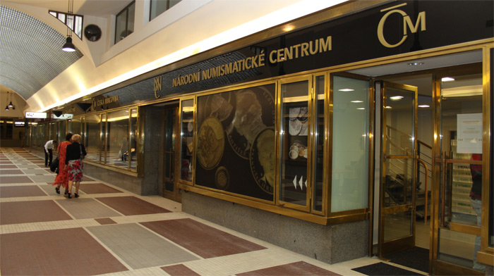 National numismatic center