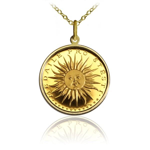 Česká mincovna 30830-611 Zlatý přívěsek Štěstí proof