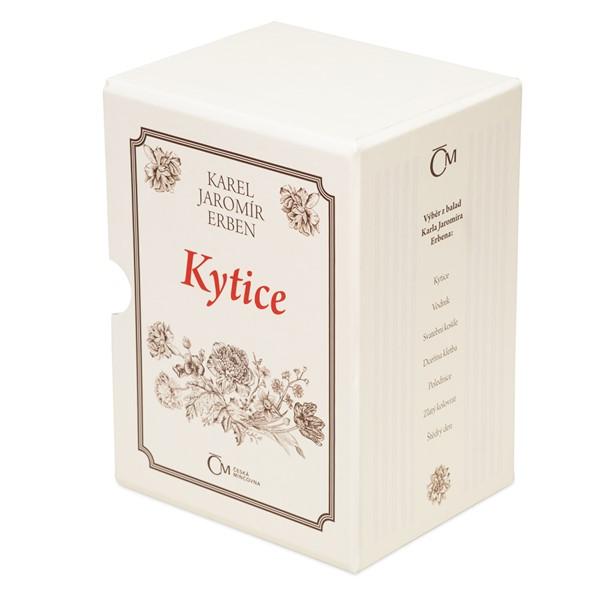 Sběratelský box na 7 blistrů - Kytice